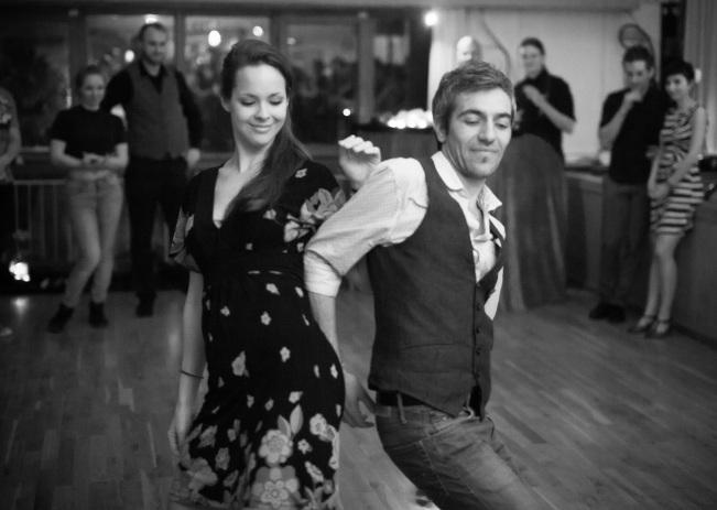 Blues tanzen Nürnberg