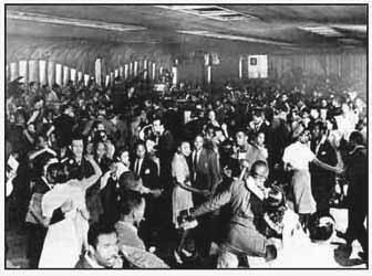 Savoy Ballroom Lindy Hop