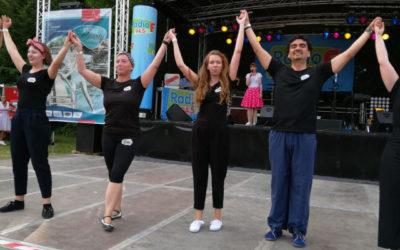 RockTheBilly mit Michelle ab dem 12.09. im Palmengarten